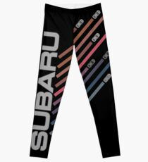 Subaru-Fliege Leggings