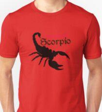 Never Piss Off a Scorpio T-Shirt