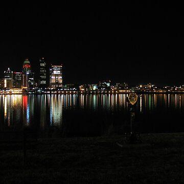 Louisville Skyline by kellerman