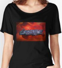 Lightning Women's Relaxed Fit T-Shirt