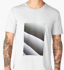 Black and White Blinds Men's Premium T-Shirt