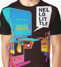hello little robot Graphic T-Shirt