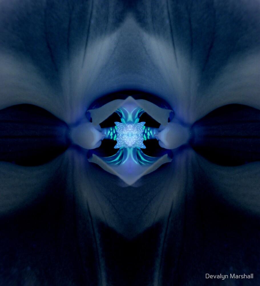 Blue Velvet by Devalyn Marshall