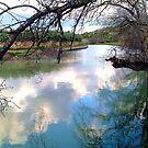 Cloudy Water by Xandru