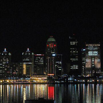 Louisville Skyline 2 by kellerman