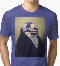 StarWars R2-D2 art Tri-blend T-Shirt