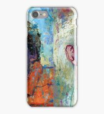 Back to the Future art iPhone Case/Skin