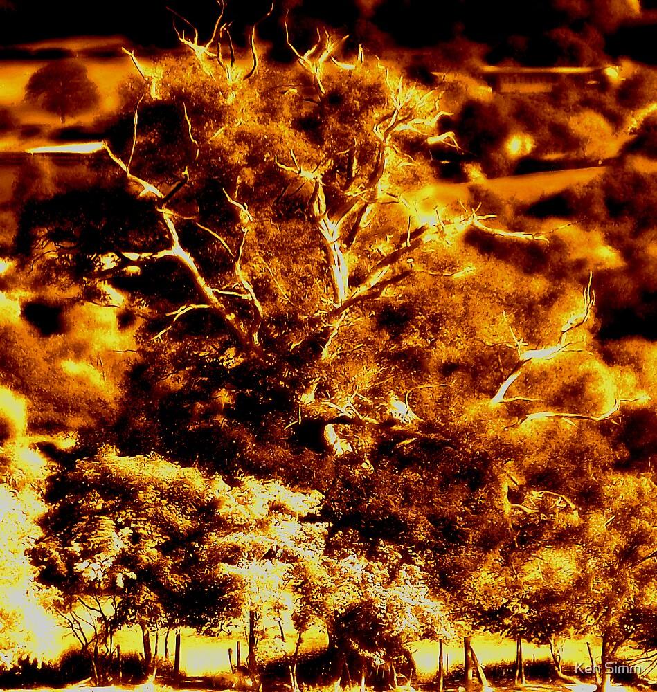 The Tree by Kenart