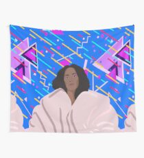 The Seat  Wall Tapestry