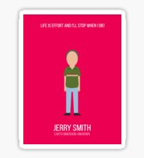 Jerry Smith Sticker