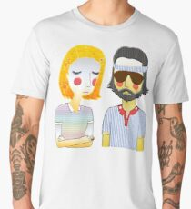 Margot& Richie  Men's Premium T-Shirt