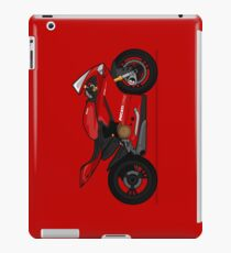 Ducati 1299 Panigale S Red iPad Case/Skin