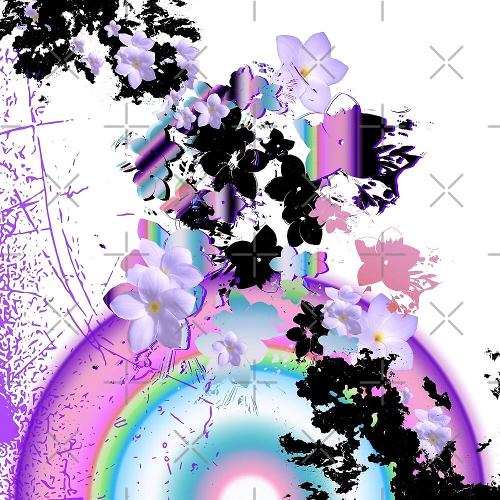 Rainbow Floats by ChromaHolix