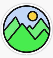 SUNRISE stickers Sticker