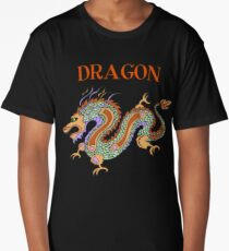 Dragon Long T-Shirt
