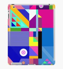 colorful happier life iPad Case/Skin