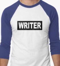 Castle - Richard Castle - Writer Men's Baseball ¾ T-Shirt