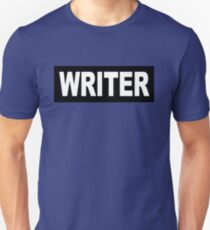 Castle - Richard Castle - Writer T-Shirt
