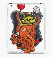 Sporty Octopus iPad Case/Skin