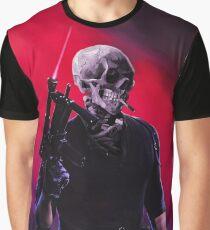 Cobra Skeleton Graphic T-Shirt