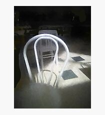 The Chairs Photographic Print