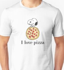 I Love Pizza Unisex T-Shirt
