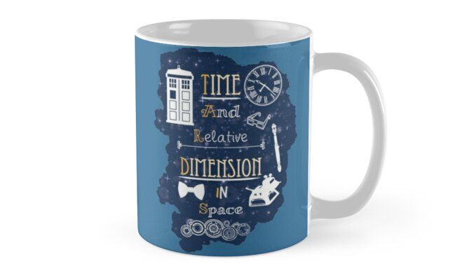 Time and relative dimension in space by Athesti
