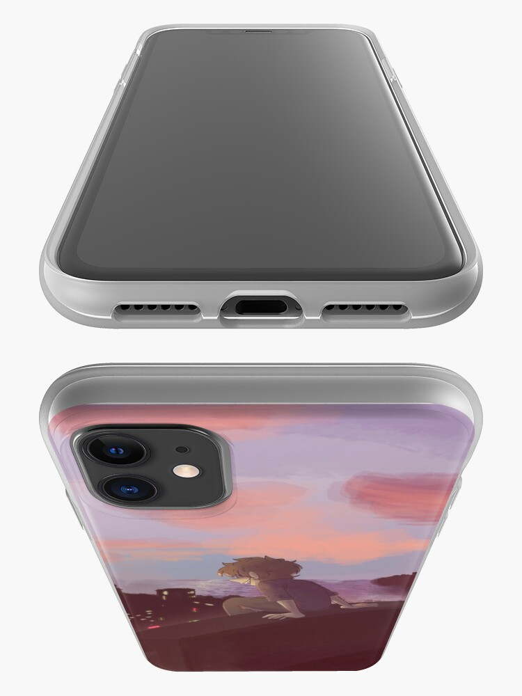 Alternate view of Colina Bay iPhone Case & Cover