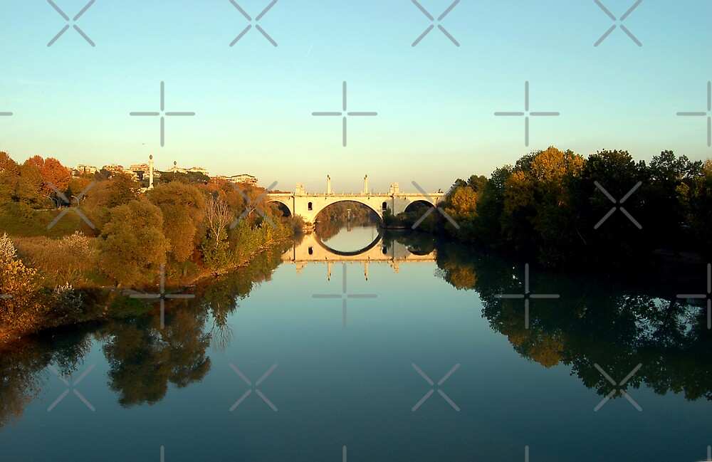 Tevere by monica palermo