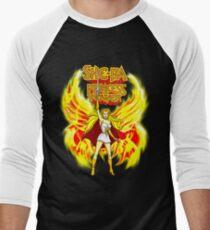She-Ra Men's Baseball ¾ T-Shirt