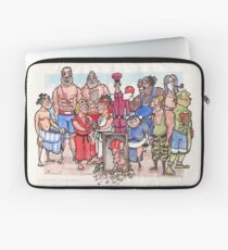 Street Fighter 2 - Reunion Edition Laptop Sleeve