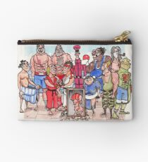 Street Fighter 2 - Reunion Edition Studio Pouch