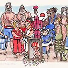Street Fighter 2 - Reunion Edition by dotmund