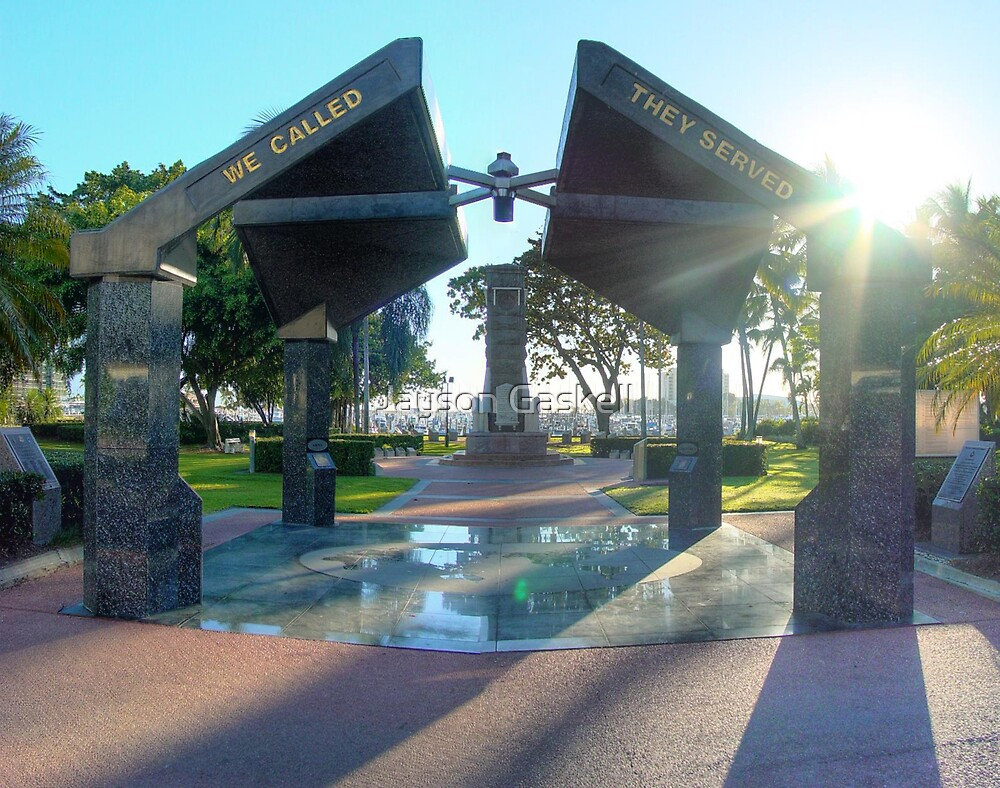 Anzac park Townsville, HDR by Jayson Gaskell