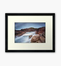 Bloody Foreland , Gweedore, County Donegal , Ireland Framed Print