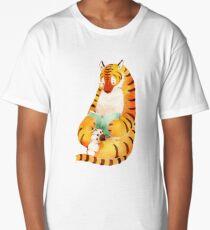 Reading Tiger Long T-Shirt