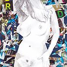 The News Lady by Juhan Rodrik