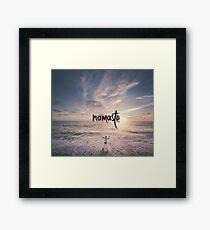 Namaste Framed Print