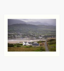 Dunfanaghy , County Donegal , Ireland Art Print