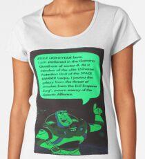 Buzz Lightyear Women's Premium T-Shirt