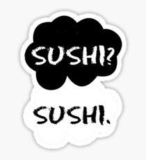 Sushi - TFIOS Sticker