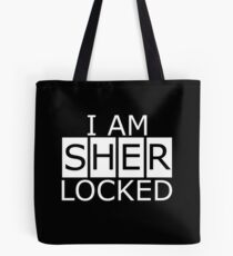 I am SHERLOCKED n.2 Tote Bag