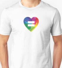 love yes equality T-Shirt