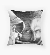 Ohhh, I'm So Scary, Aren't I? Throw Pillow