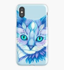 Handsome Cat 2018 iPhone Case/Skin