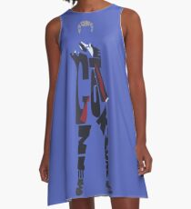 12th Doctor A-Line Dress