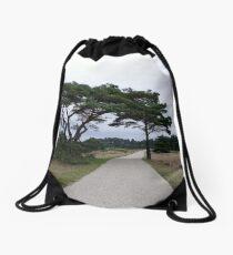 Parc du Haut Veluwe Drawstring Bag