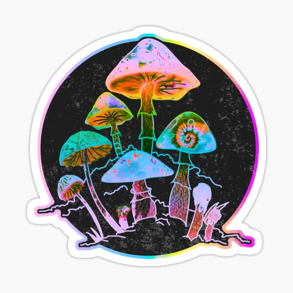 Garden of Shrooms 2020 Sticker