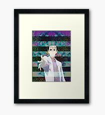 Hacking The Gate Framed Print