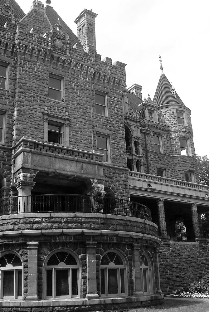 Boldt Castle by AK111